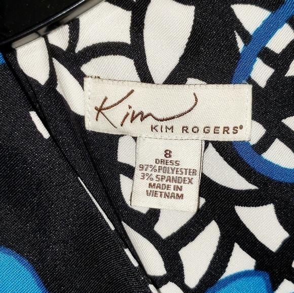 Kim Rogers Dresses & Skirts - Classy, business casual Kim Rogers sleeveless dres